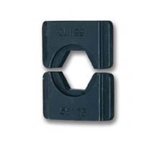 Matriz U5-K07M hexagonal 10mm² cobre