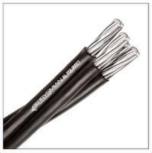 CABLE AL-POLIRET RZ0,6/1kV 3x25+54,6 Alm