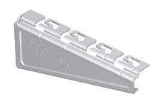 PEMSA 62025403 Soporte reforzado RPLUS para bandejas Rejiband®, Pemsaband® y Megaband® de 400 mm de ancho,