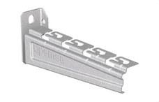 PEMSA 62035203 Soporte reforzado RPLUS para bandejas Rejiband®, Pemsaband® y Megaband® de 200 mm de ancho,
