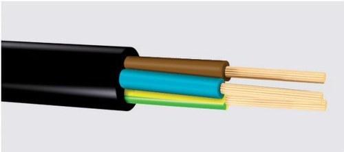 CABLE ACEFLEX RVK 0,6/1KV 4G2,5 NEGRO ROLLO