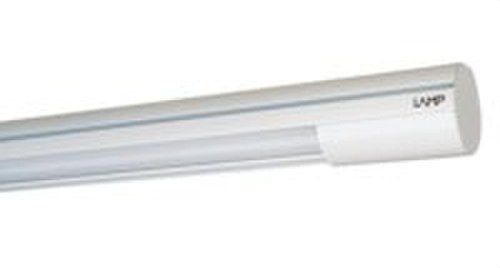 LUMINARIA LAMPTUB DIAMETRO 80 1x58W PRECALDEO BLANCO