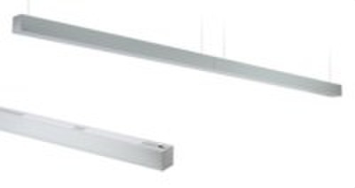 Luminaria FIL intermedia directa/indirecta reflector 1x54W blanco
