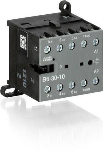 MINICONTACTOR B6-3010 220-240V 40/450HZ TORNILLO