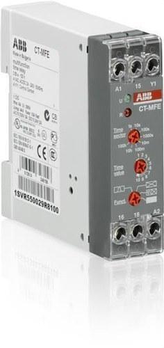 TEMPORIZADOR CT-MFE 24-240V AC-DC 0,05s-100h