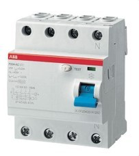 ABB 2CSF204001R1400 DIFERENCIAL F204AC 4/40A/30mA