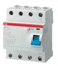 ABB 2CSF204401R1630 DIFERENCIAL F204A 63A 30mA-AP