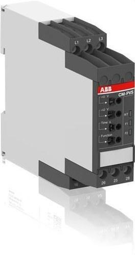 RELE CONTROL TRIFASICO CM-PVS.41S 3x300-500V AC TORNILLO