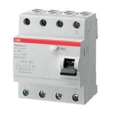 ABB 2CSF204003R3400 DIF.FH204AC-40/0,3 4P 40A AC 300mA