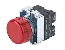 CHINT NP2-EJ33 Selector maneta larga plástico diámetro 22 3 posiciones estable contacto abierto+contacto a