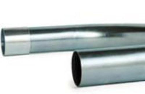 Curva metálica roscada 180 diámetro 32mm