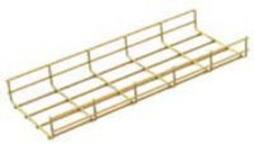Bandeja metálica portacables 60x400 electrozincada bicromatada