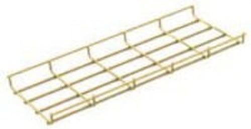 Bandeja metálica portacables 35x200 electrozincado