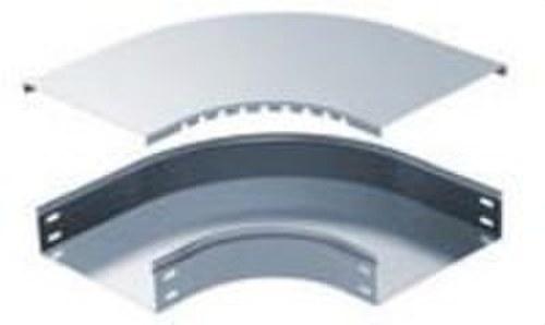 Curva 90º 100x60 galvanizado caliente