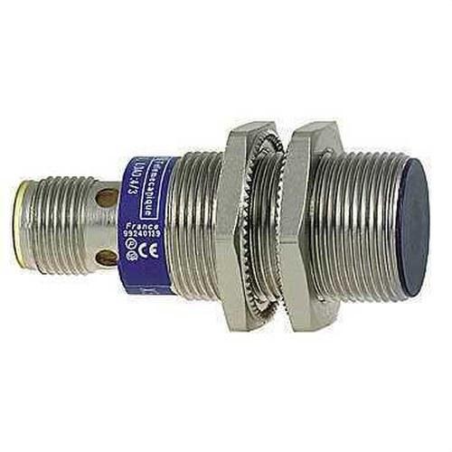 DETECTOR 10-38V CC 10mm CONTACTO CERRADO NPN CONECTOR