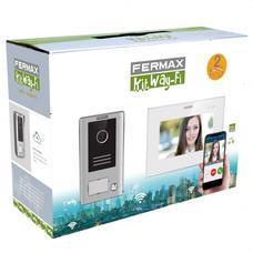 """FERMAX 1431 Kit video WAY-FI 7"""" 1/l"""