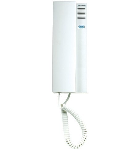 Teléfono CITYMAX BASIC blanco