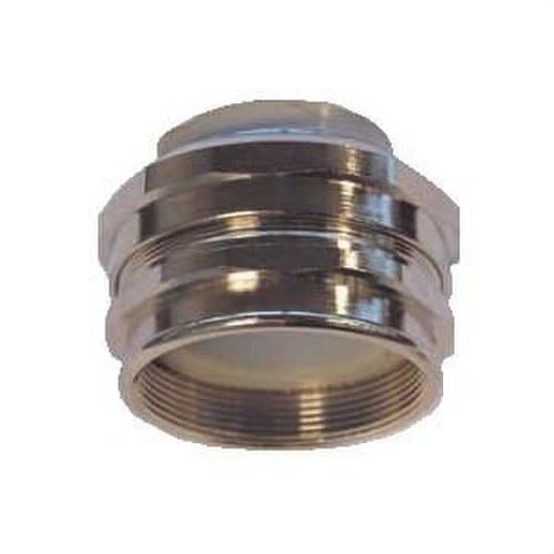 Racor TUBODIX rosca H M20x1,5 diámetro 15-21,2mm latón
