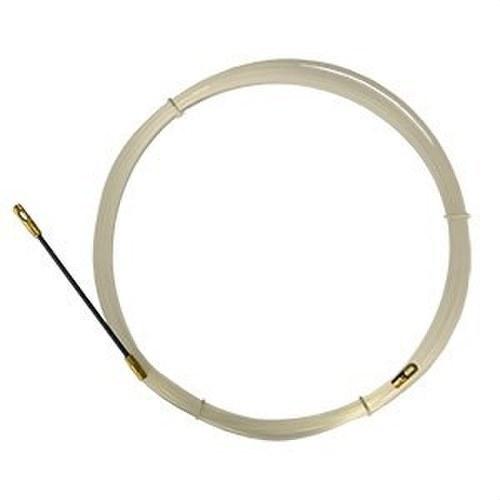 Guía pasacables nylon diámetro 3mm extremos fijos 20m