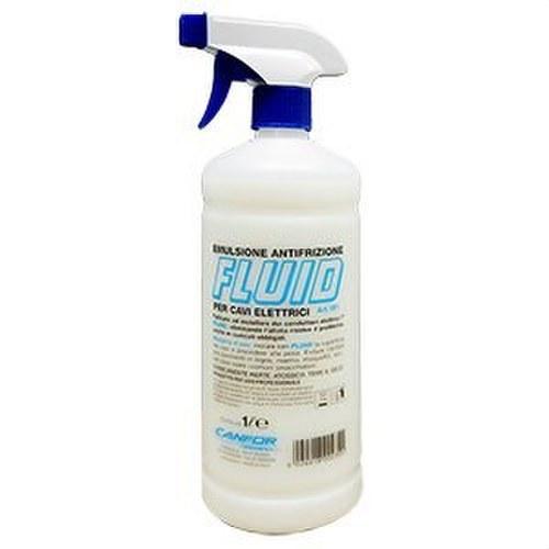 Botella fluid 1l con tapón dosificador
