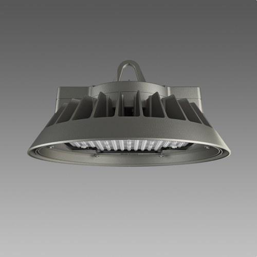 Luminaria 2883 SATURNO 72x128lm CLD CELL grafito