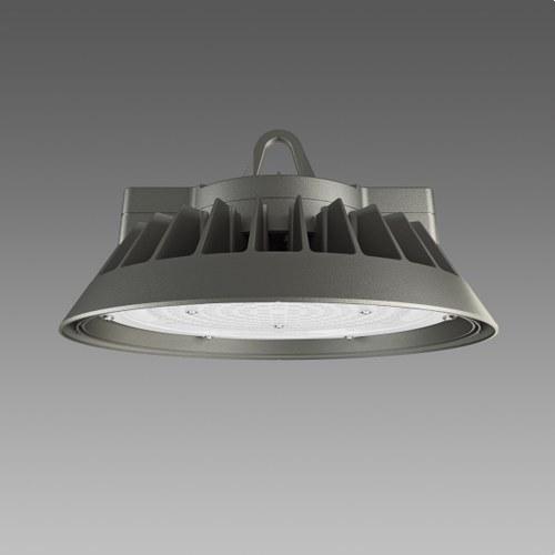 Luminaria 2885 SATURNO 204x107lm CLD CELL grafito