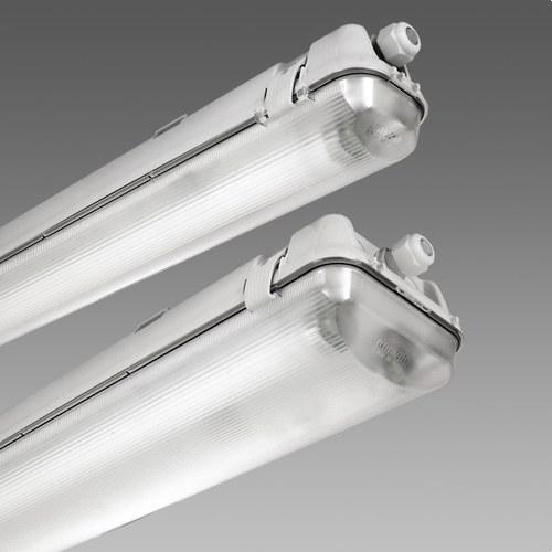 Pantalla 921 HYDRO ATEX fluorescente 2x36 gris CEL-F