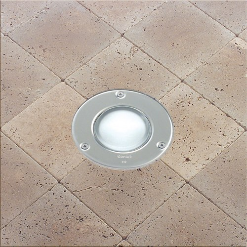 EMPOTRABLE 1661 MICROFLOOR LED 0,6W CLD CELL INOX
