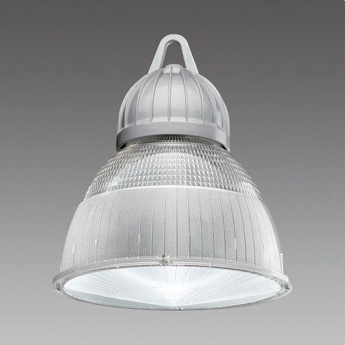 Luminaria GHOST 3116 4000lm LED CLD CELL plata