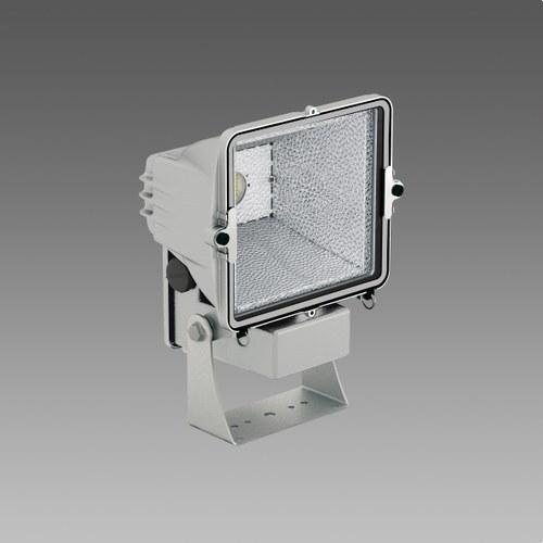 Luminaria PUNTO 1131 LED 4450lm CLD CELL plata