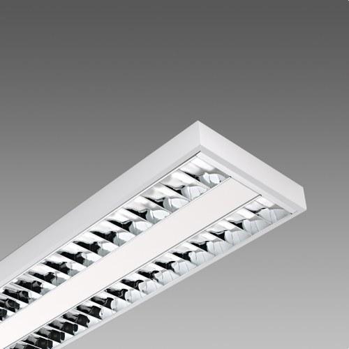 Luminaria MINI COMFORT-731 R200x24lm CLD CELL blanco