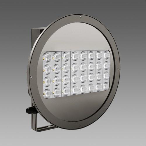 Luminaria ASTRO 1785 32x1480lm CLD CELL plata