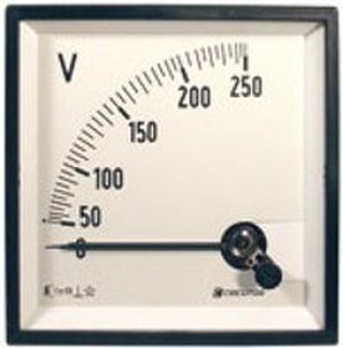 Voltímetro EC 96 500V para medida en corriente alterna