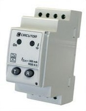 CIRCUTOR P12231. Relé electrónico RGE-R1-0,3...3