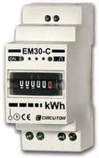 CIRCUTOR M30811. CONTADOR EM30-C MONOFASICO KW 5A 2 MODULOS
