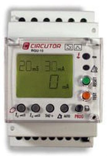 Relé electrónico RGU-10