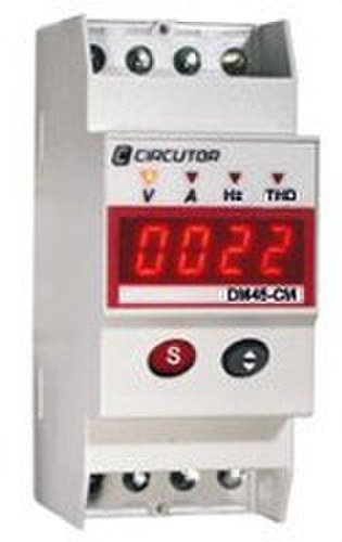 Amperímetro DM45-AD 30A CA