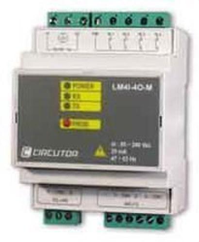 Centralizador 4 entradas 4 salidas LM4I / 4O-M