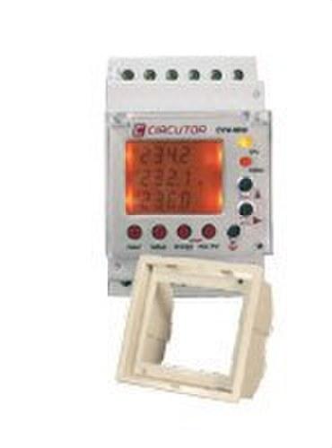 Gestor energético EDS-3G_Deluxe con powerStudio y servidor web integrado