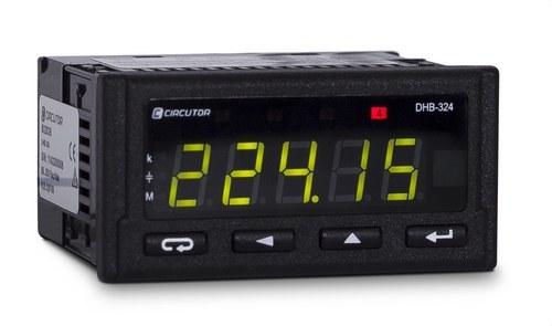 Indicador digital DHB-302 85-253V CA/CC