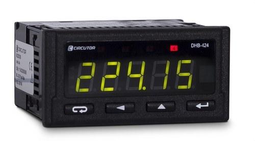 Indicador digital DHB-402 85-253V CA/CC