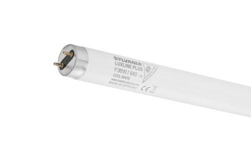 Sylvania luxline-plus L/ámpara luxline-plus f18w//860 bulbo t-8