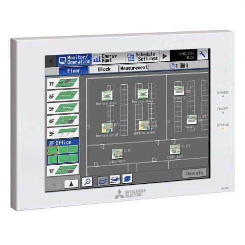 Control centralizado AE-200E