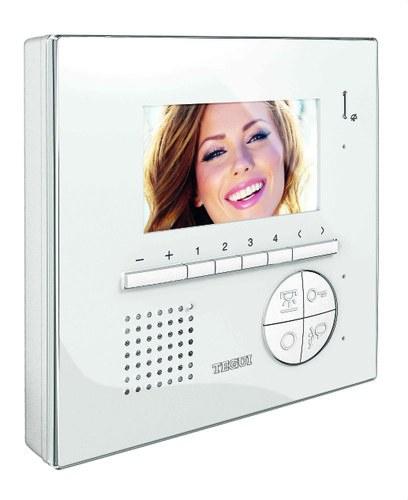 Monitor manos libres clase 100V12E color 2 hilos