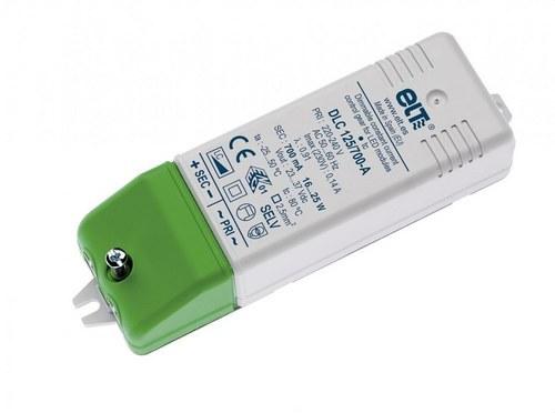 EQUIPO ALIMENTACION LED LC 125/350-AA 16/25W 350mA