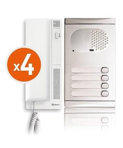 Kit audio 4140/AL 4 viviendas