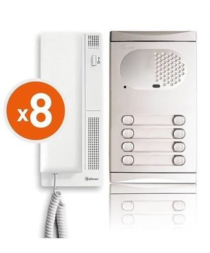 Kit audio 4280/AL 8 viviendas