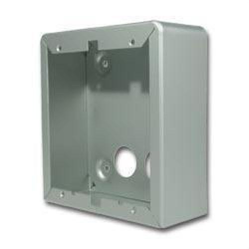 Caja superficie placas 1ALx1AN aluminio