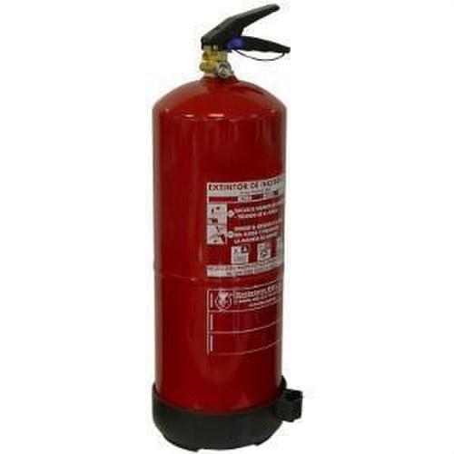 Extintor PI-6 polvo quimico ABC 6kg