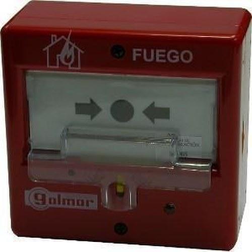 Pulsadores alarma MCP300 REAR analógico